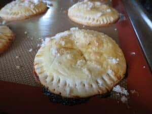 Lemon Curd Pies