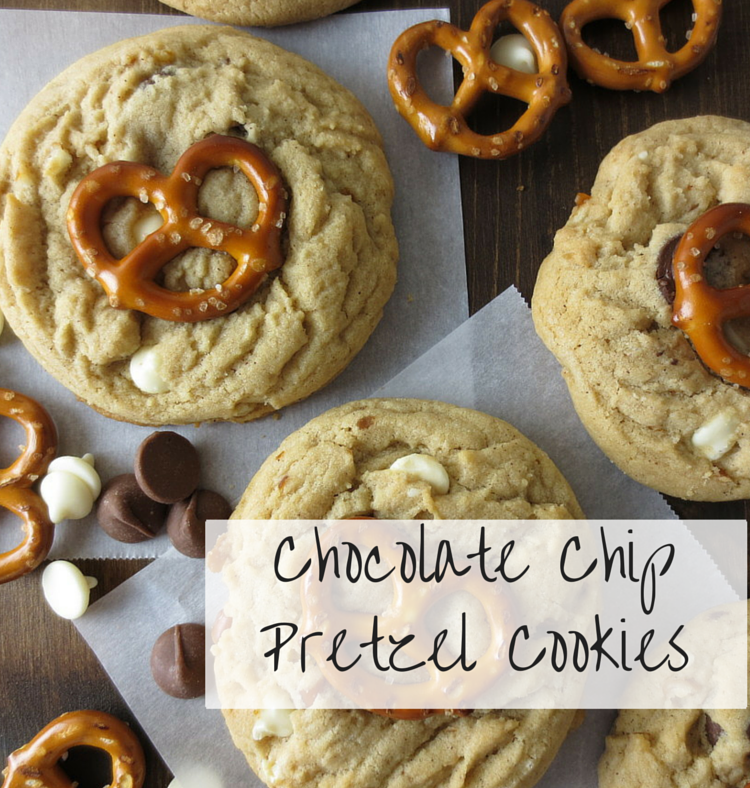 Chocolate Chip Pretzel Cookies (3)
