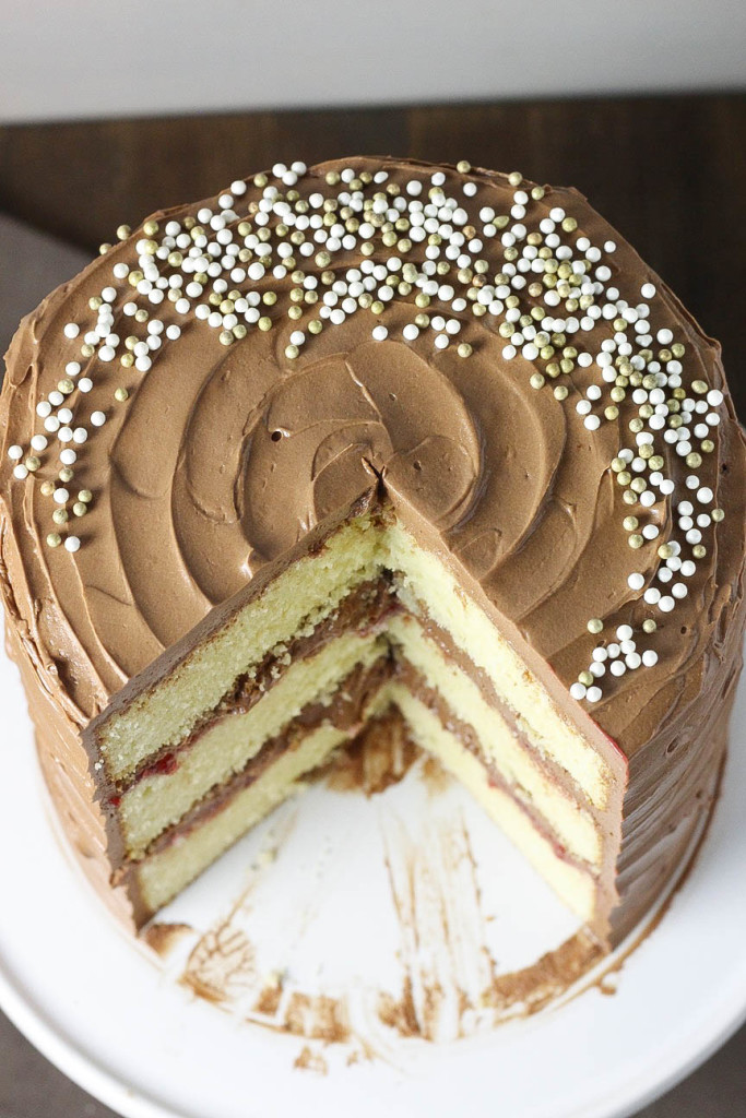 Simple Layer Cake
