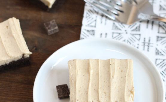 Mocha Cookie Bars | High Altitude Baking