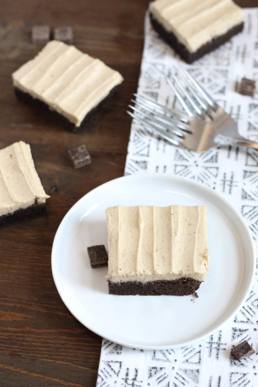 Mocha Cookie Bars | High Altitude Baking