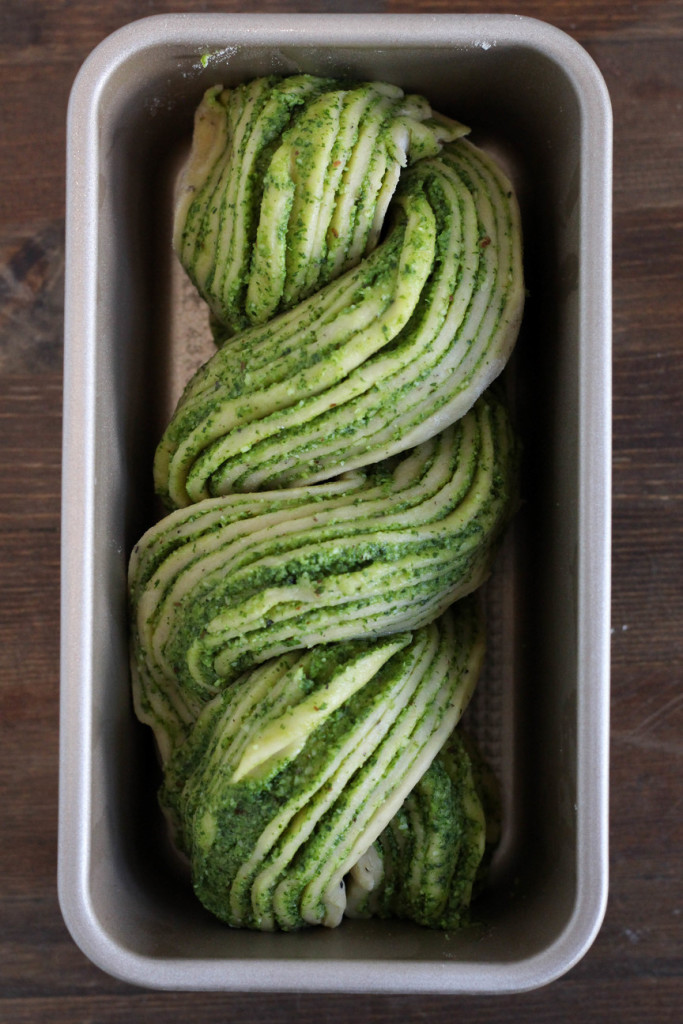 Pesto Babka Recipe | High Altitude Baking