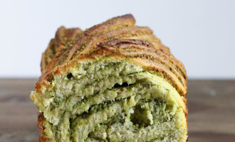 High Altitude Bread Baking | Pesto Babka Recipe