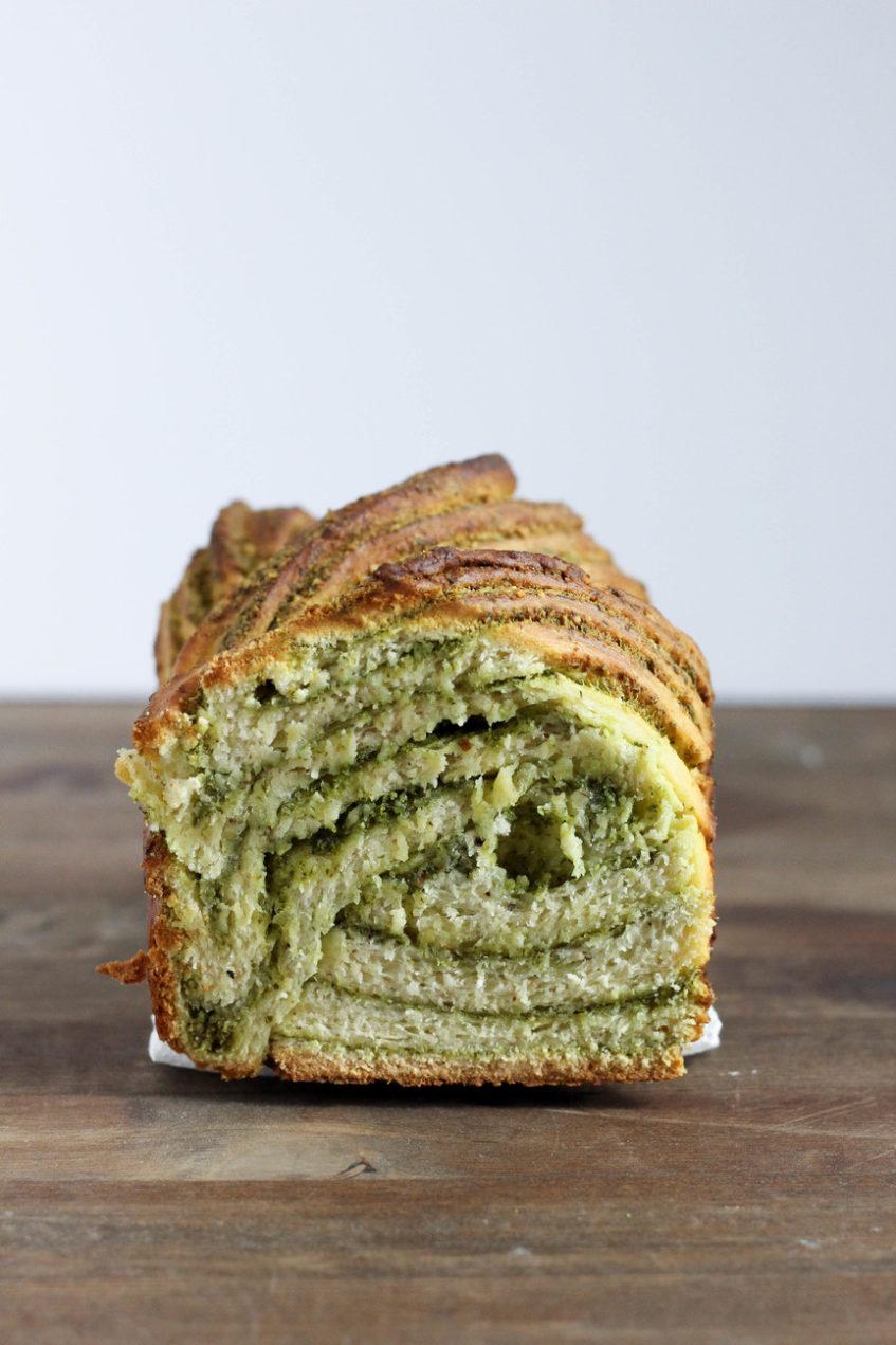 High Altitude Bread Baking | Pesto Babka Recipe