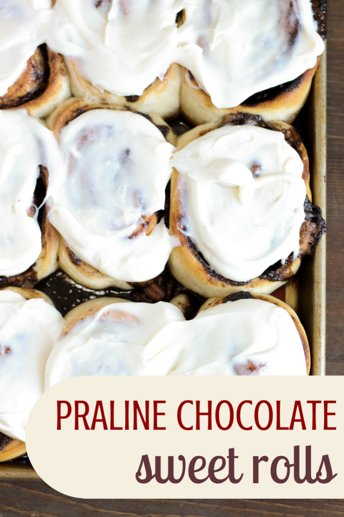 PRALINE CHOCOLATE