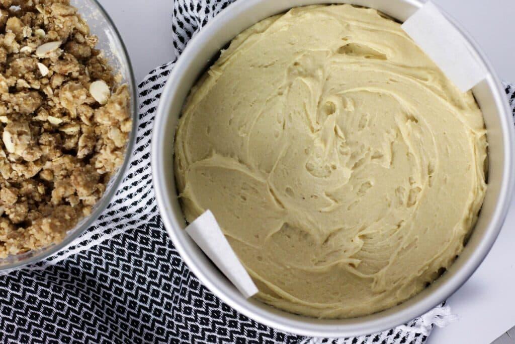 Almond Crumb Cake 1