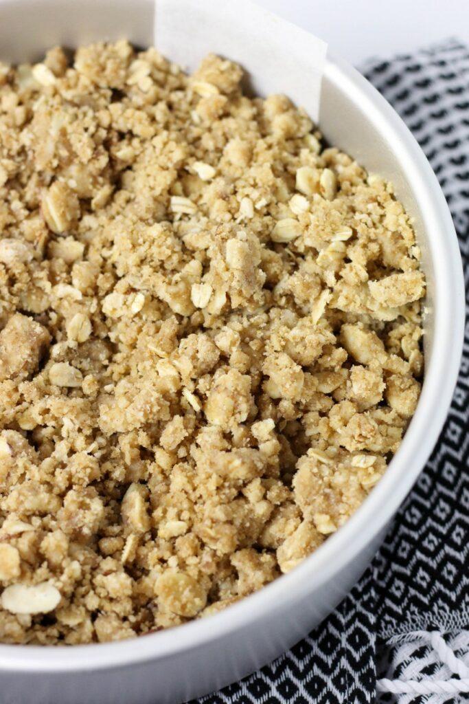 Almond Crumb Cake 2