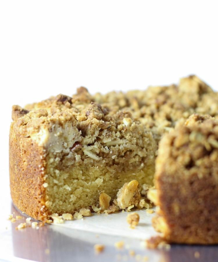 High Altitude Baking Recipes | Crumb Cake Recipe