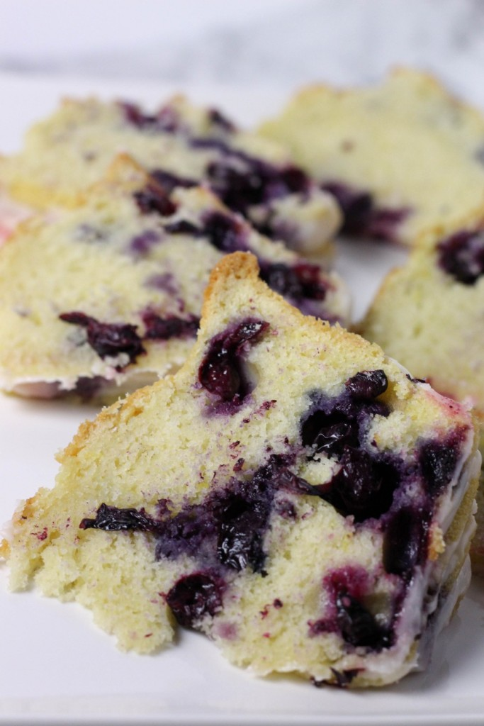 Blueberry Bundt Cake 5