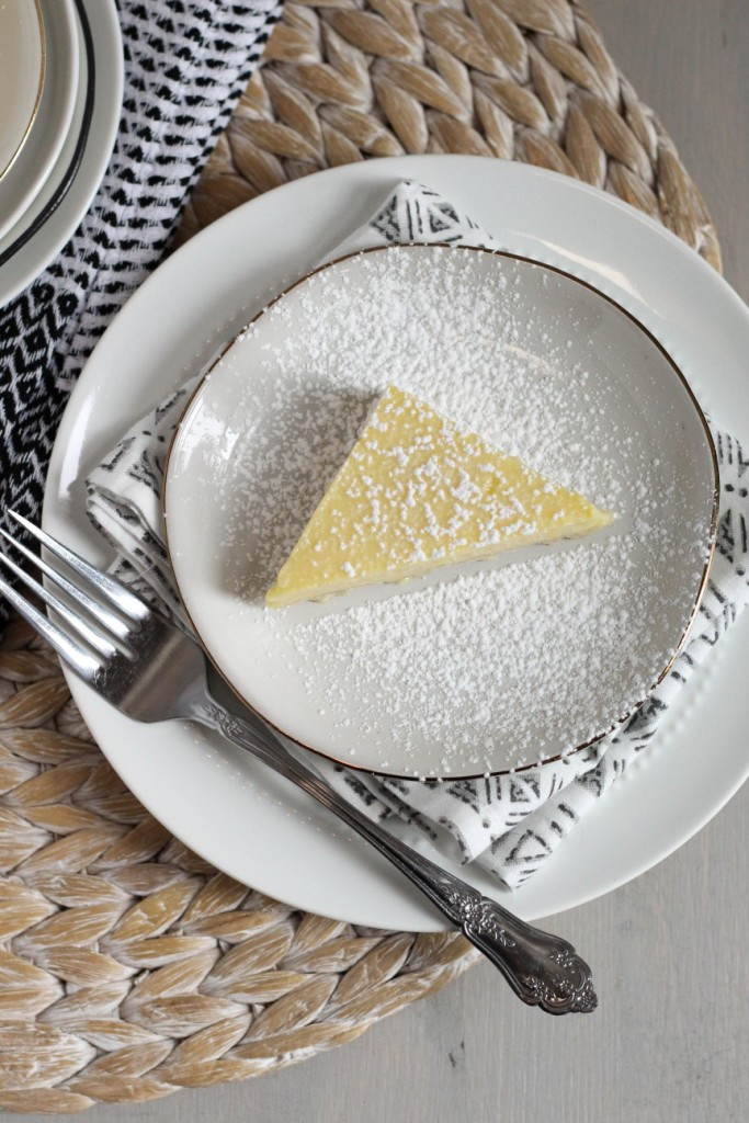 Creamy Lemon Bars 1
