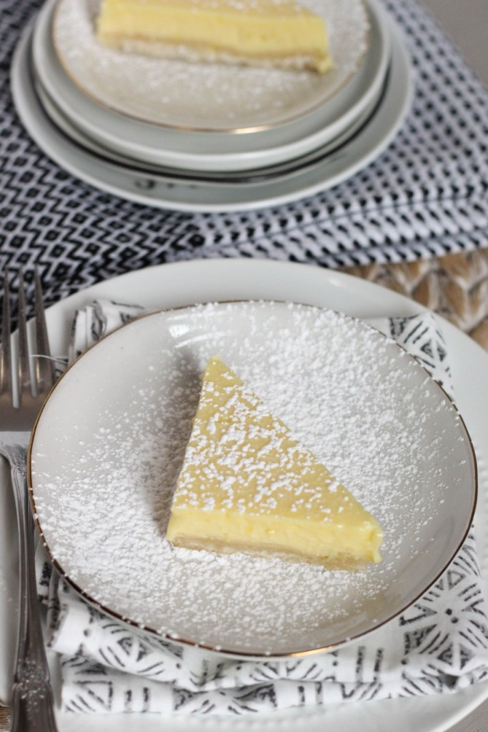 Creamy Lemon Bars 5