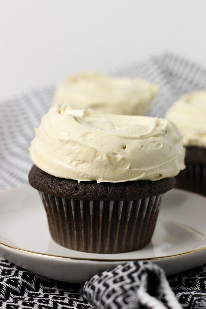 Peanut Butter Cupcakes 2