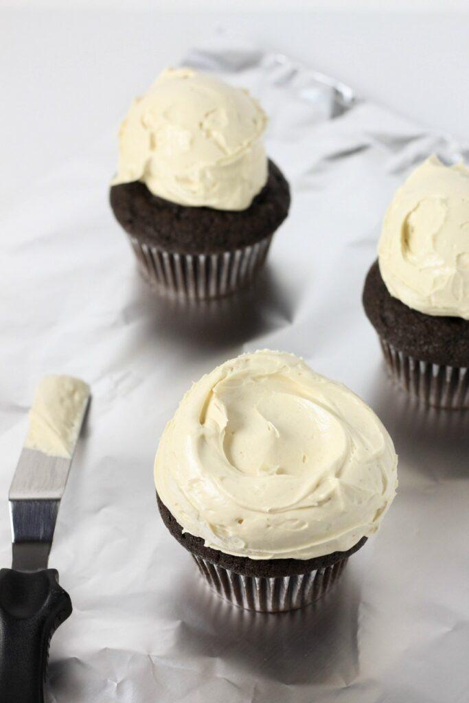 Peanut Butter Cupcakes 7