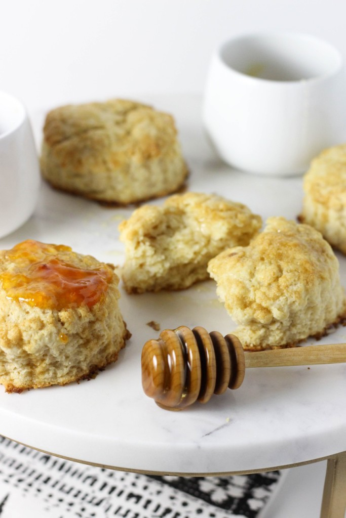 Honey Biscuits 11