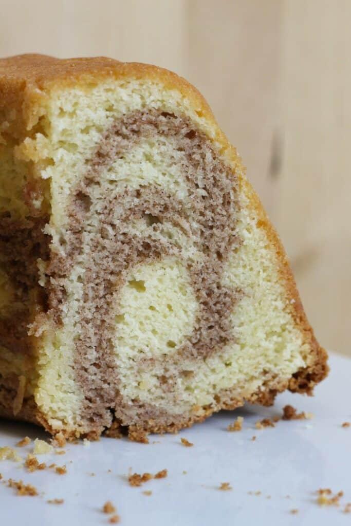 Cinnamon Swirl Cake 5