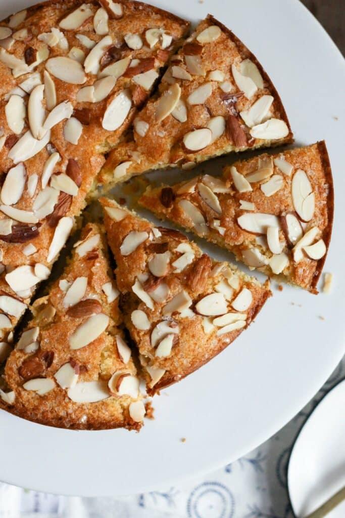 Cornmeal Cake 4