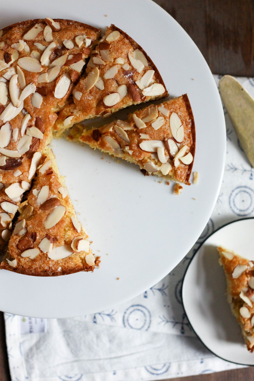 Cornmeal Cake Mix