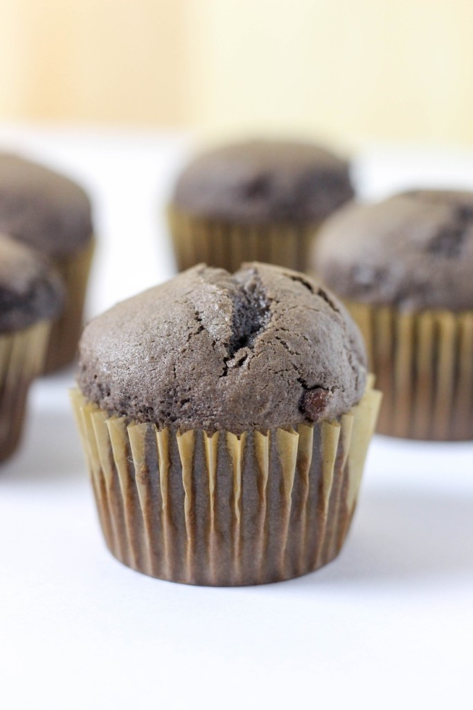 Chocolate Banana Muffins 6