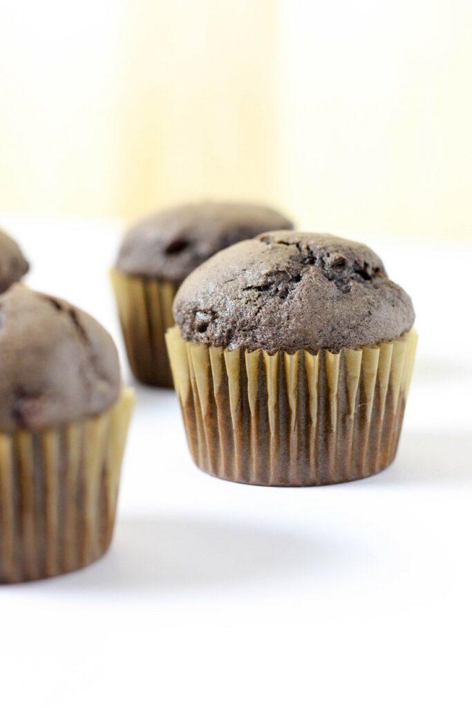 Chocolate Banana Muffins 7