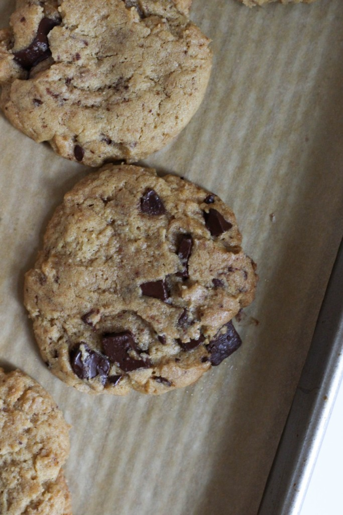 Chocolate Chip Cookies 5