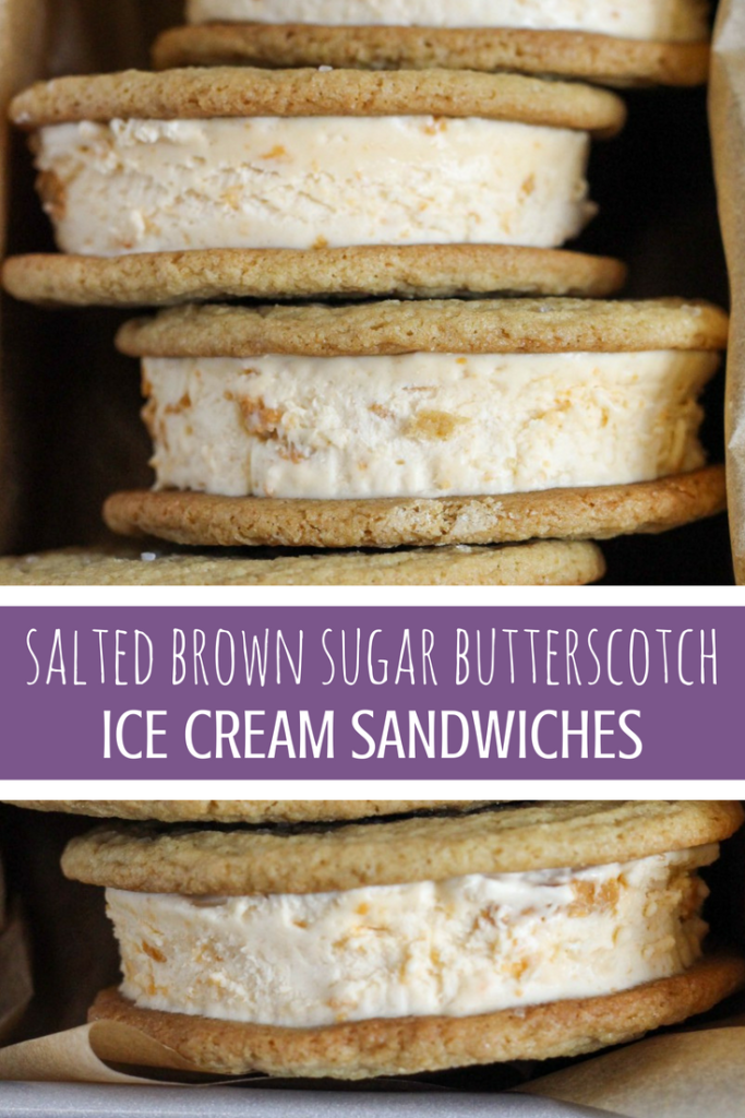 salted brown sugar butterscotch