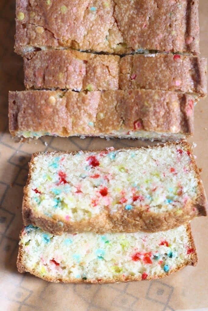 Confetti Pound Cake 5