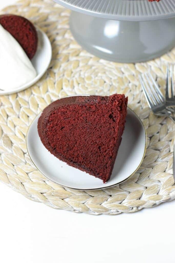 Red Velvet Bundt Cake 5