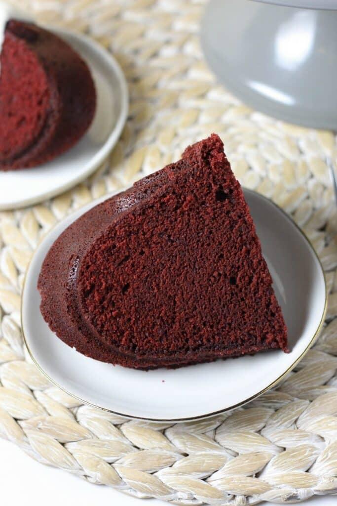 Red Velvet Bundt Cake 7