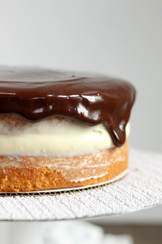 Boston Cream Pie 4