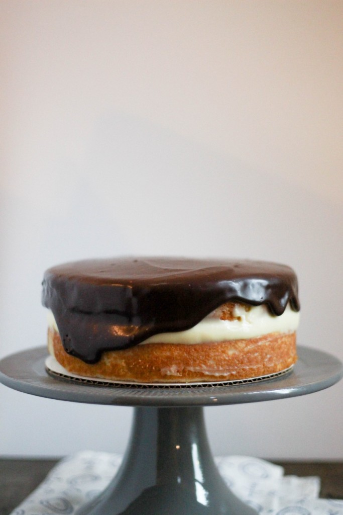 Boston Cream Pie 5