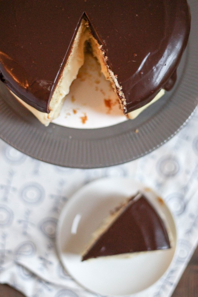 Boston Cream Pie 6
