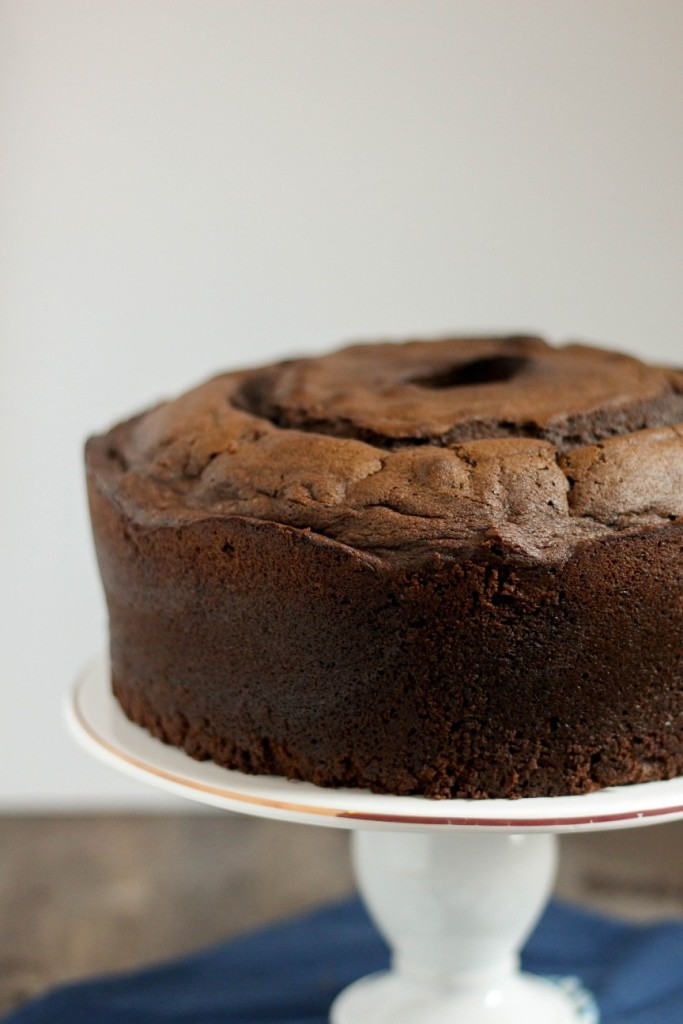 Chocolate Pound Cake 4