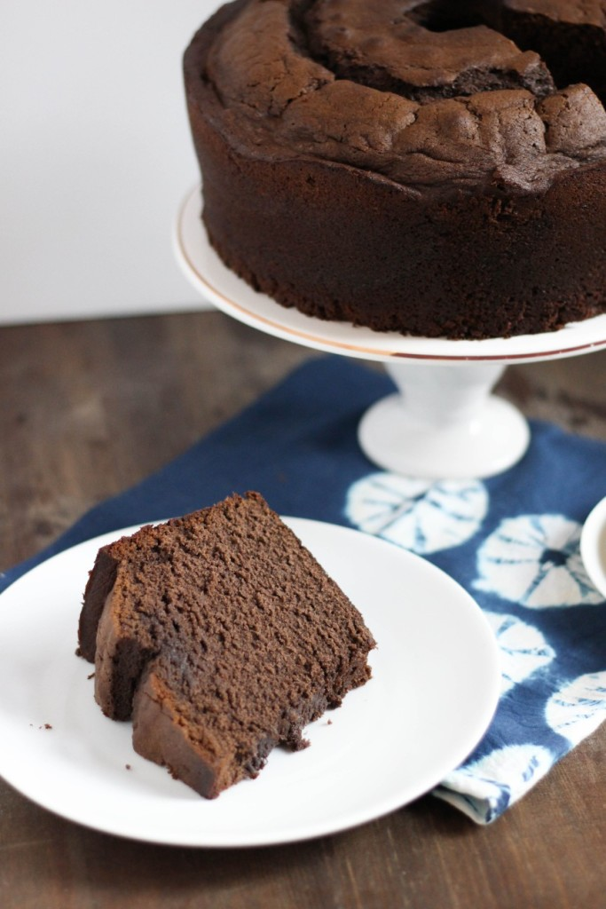 Chocolate Pound Cake 6