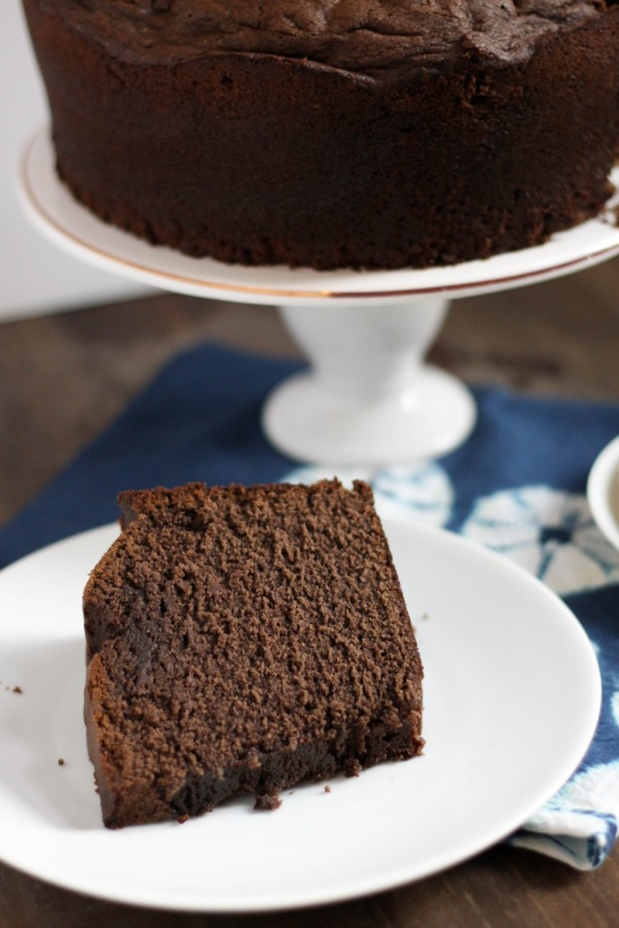 Chocolate Pound Cake 7