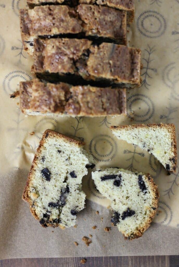 Oreo Pound Cake 8