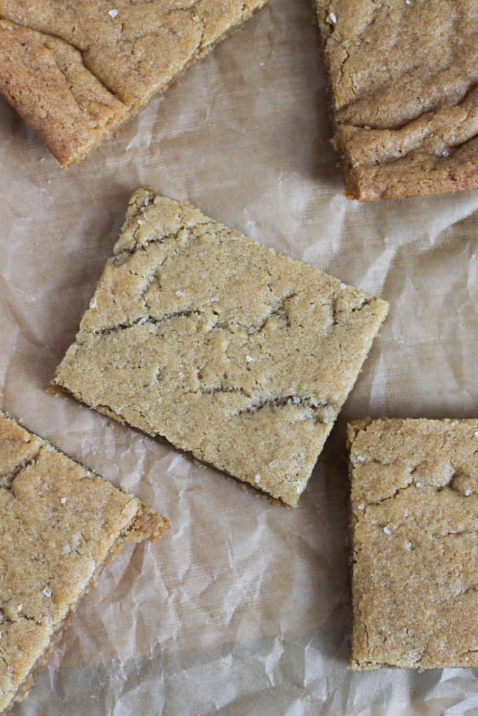 Brown Butter Cookie Bars 3