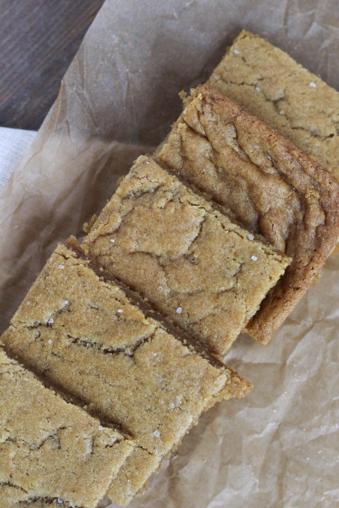 Brown Butter Cookie Bars 5