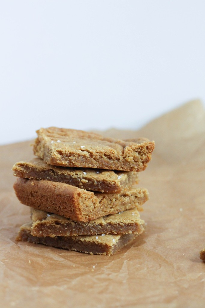 Brown Butter Cookie Bars 7