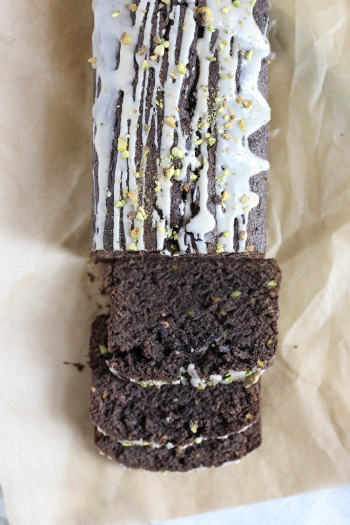 Chocolate Pistachio Cake 5