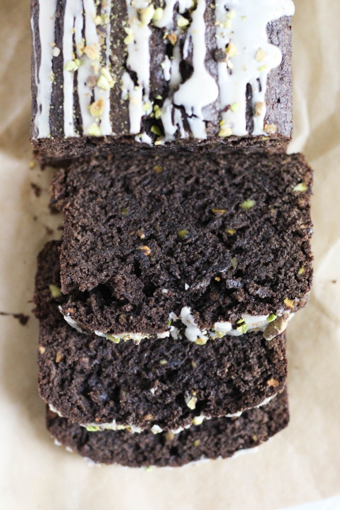 Chocolate Pistachio Cake 6