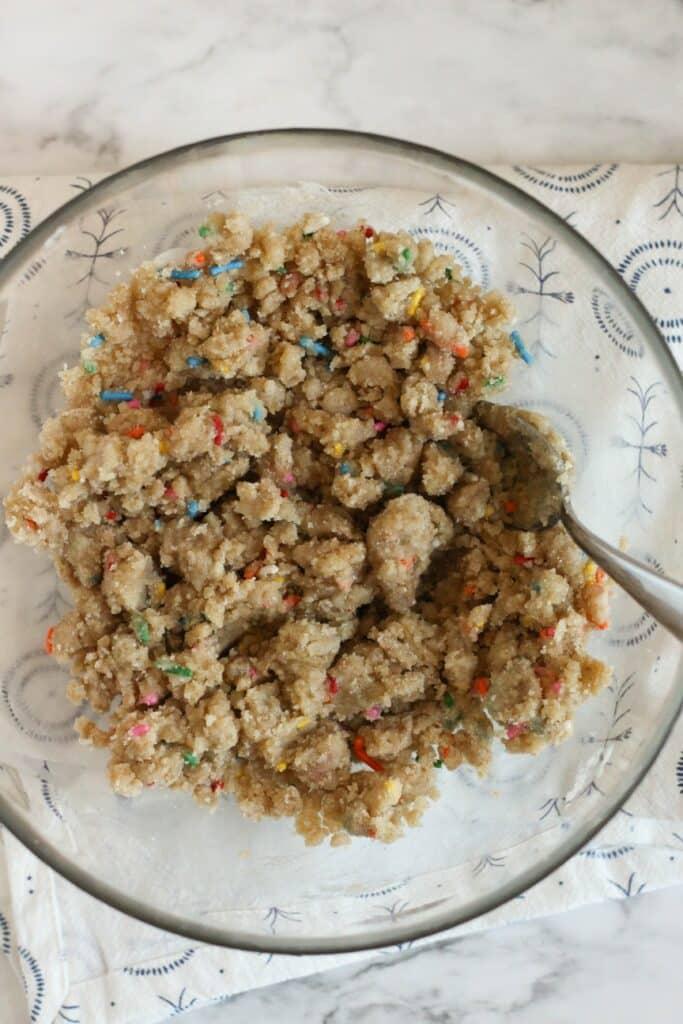 Funfetti Crumb Cake 2