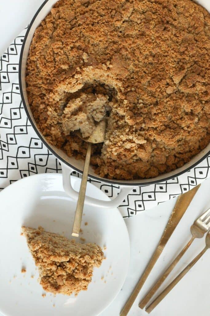 Spice Crumb Cake 4