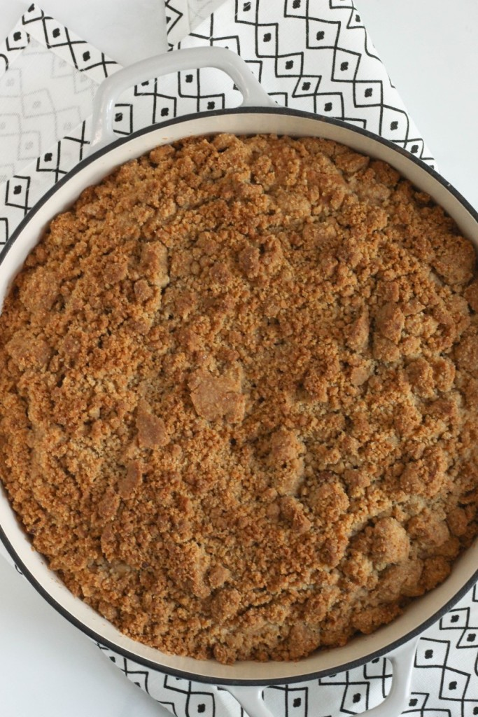 Spice Crumb Cake 6