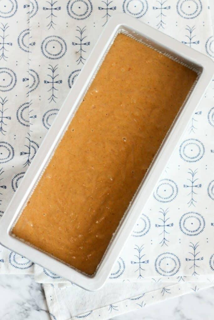 Pumpkin Loaf Cake 1