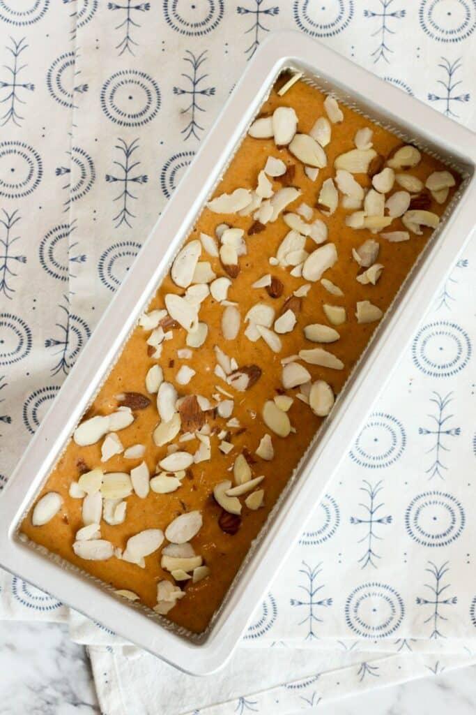 Pumpkin Loaf Cake 2