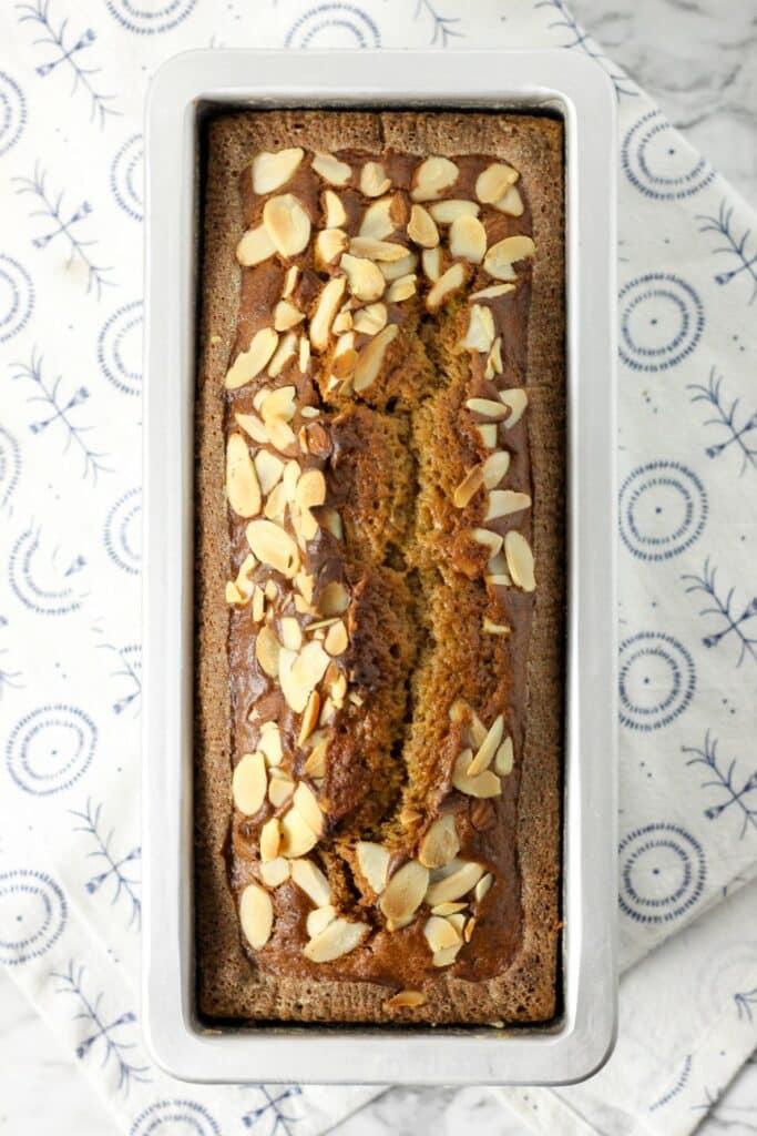Pumpkin Loaf Cake 3