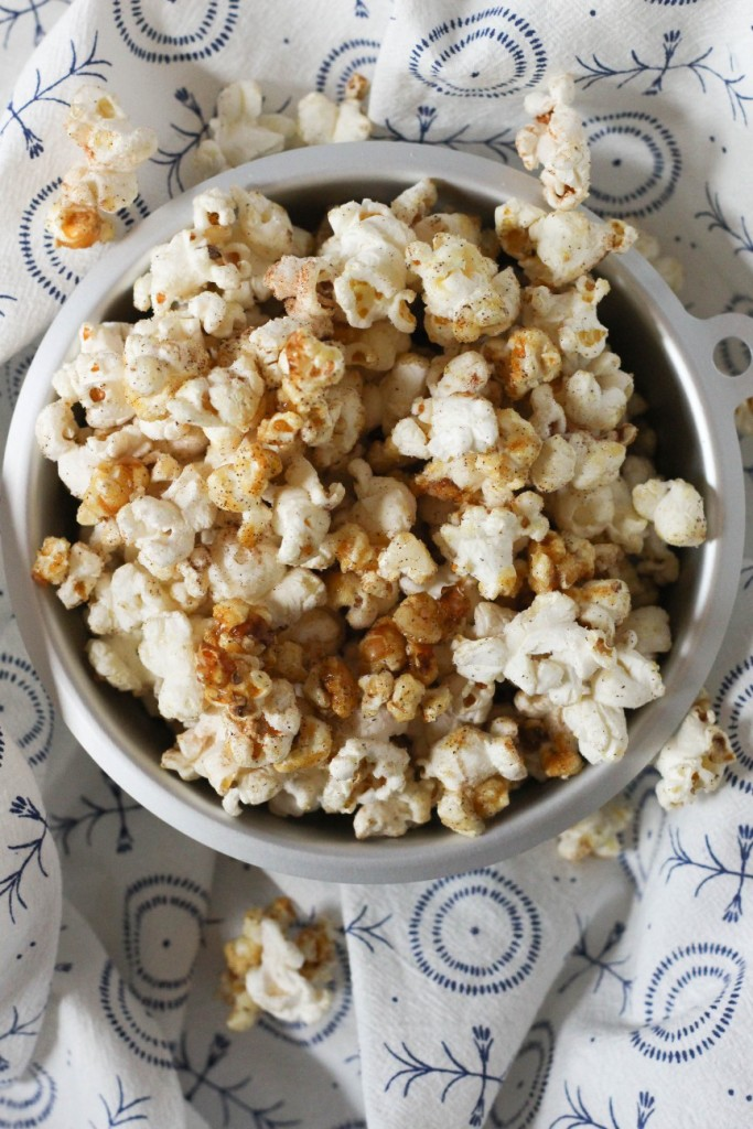 Cinnamon Kettle Corn 4