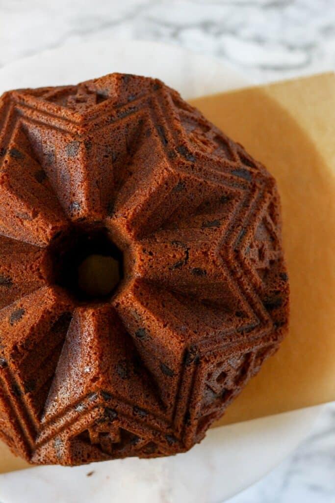 Espresso Pecan Pound Cake 4