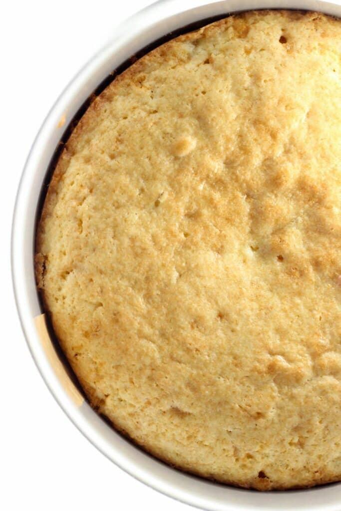 Butterscotch Cake Layers