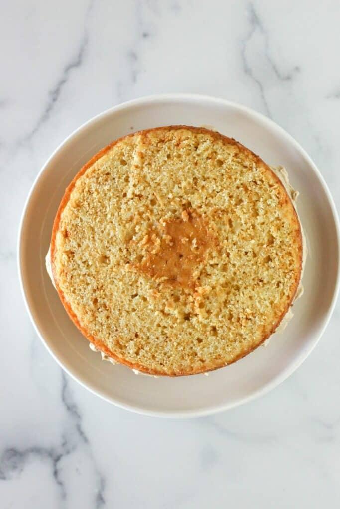 Butterscotch Cake Recipe